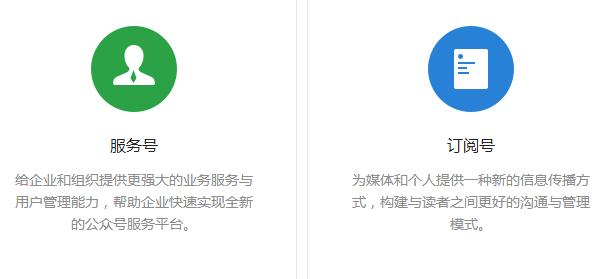 微信公众平台开通流程